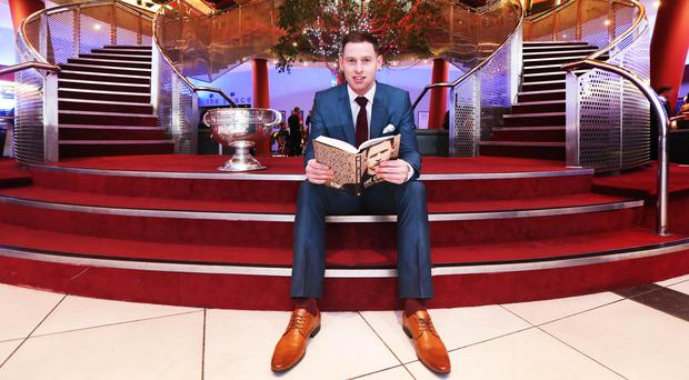 Dublin footballer Philly McMahon,pictured in the Helix UCD at the launch of his autobiography, The Choice by Gill Books.Photo: Leon Farrell/Photocall Ireland.