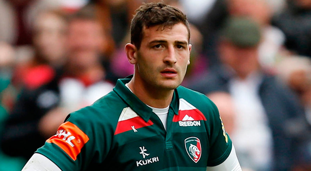 Leicester Tigers' Jonny May in contention for England's autumn series opener against Argentina on Saturday. Photo: Paul Harding/PA