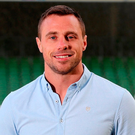 Tommy Bowe. Photo: Dan Sheridan/INPHO
