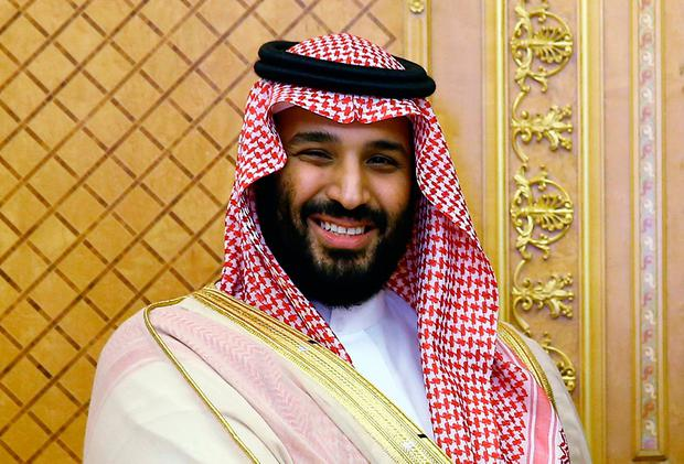 Saudi Crown Prince Mohammed bin Salman Photo: Presidency Press Service/Pool Photo via AP