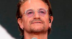 Bono released a statement saying that he was a
