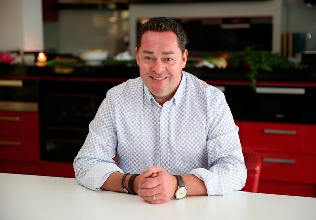 Neven Maguire. Photograph: ©Fran Veale
