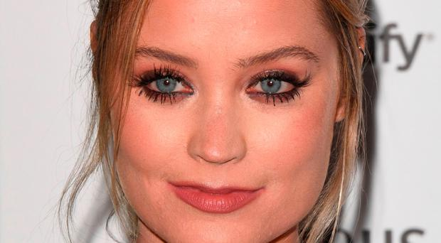 Laura Whitmore attends the 26th annual Music Industry Trust Awards held at The Grosvenor House Hotel on November 6, 2017 in London, England. (Photo by Stuart C. Wilson/Getty Images)