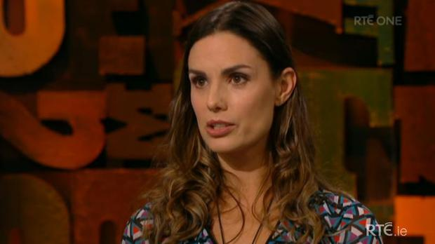 Alison Canavan on Cutting Edge