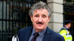 John Halligan is away on Government business in Thailand Photo: Tom Burke