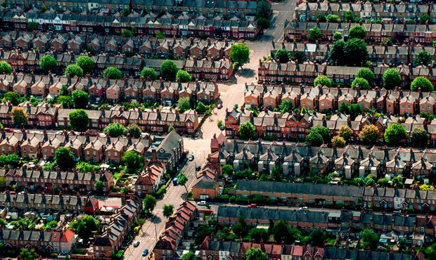 First-time buyers are taking out even larger loans than a year ago Stock photo: PA