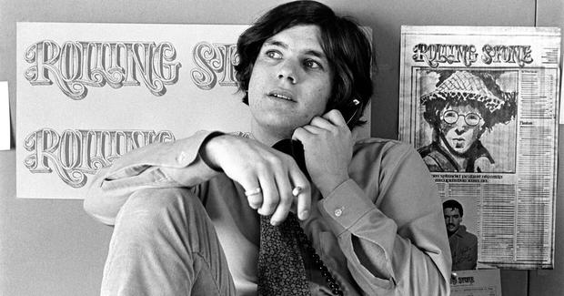 A mythic time: Jann Wenner launched Rolling Stone in California during the 'summer of love' in 1967