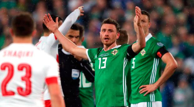 Corry Evans releases statement after wife's racist twitter rant at referee