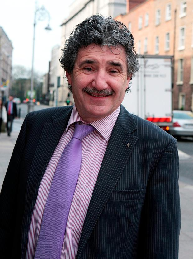 Independent Alliance Minister John Halligan has a proven ability to attract political calamity