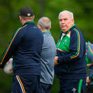 7 November 2017; Manager Joe Kernan during Ireland International Rules squad training at Wesley College, St Kilda Road Complex, Melbourne, Australia. Photo by Ray McManus/Sportsfile