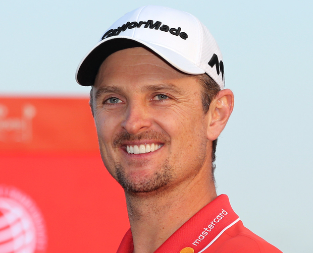 Justin Rose. Photo: AP