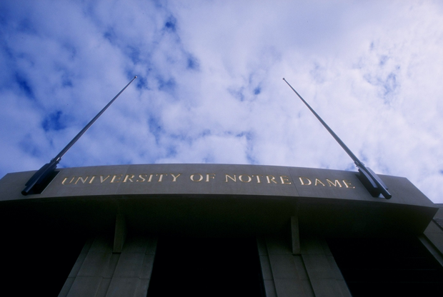 Notre Dame Stadium Picture: Matthew Stockman/Allsport/Getty