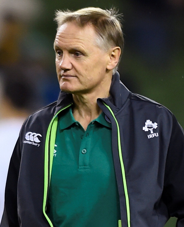 Ireland head coach Joe Schmidt. Photo: Reuters