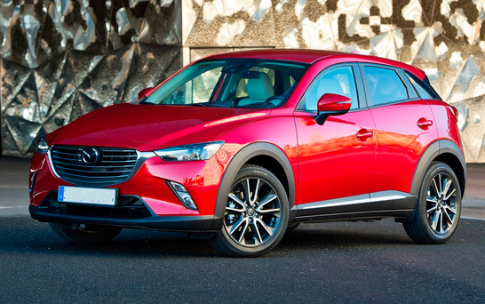 REAL SUBSTANCE: The Mazda CX-3 is fast, sassy and comfortable, but poor on space