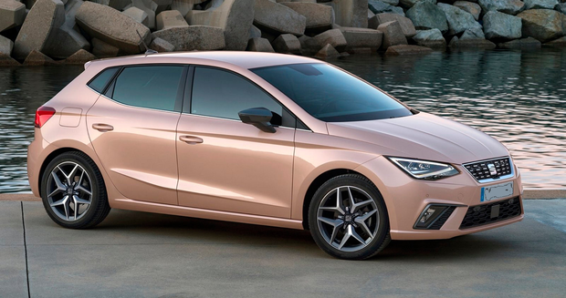 PEPPY: The Seat Ibiza FR was a great drive but didn't appeal