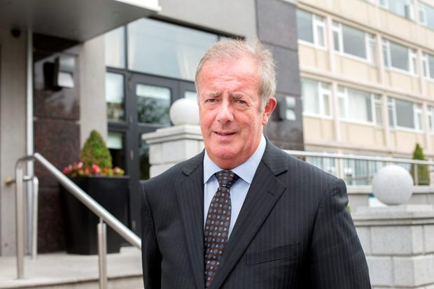 John Glynn, former manager of The Regency Hotel. Photo: Tony Gavin