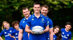 Richie Boucher renewed the bank's sponsorship of Leinster Rugby — will his successor, Francesca McDonagh, take a similar interest?