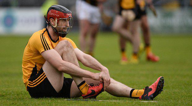 Darach Honan was forced into early retirement