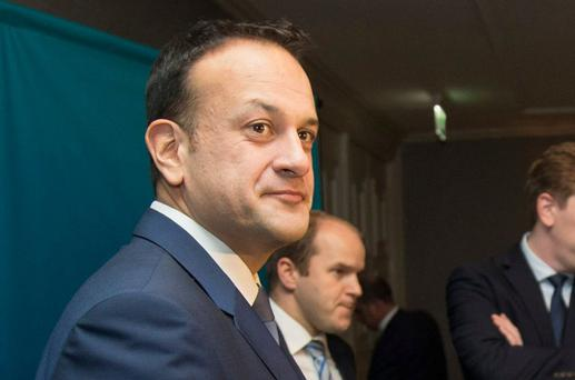 Taoiseach Leo Varadkar. Photo: Fergal Phillips