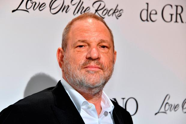 Harvey Weinstein. Photo: AFP/Getty Images