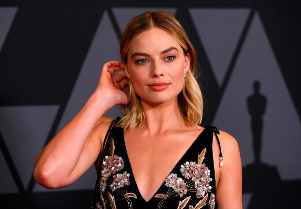 Margot Robbie. REUTERS/Mario Anzuoni