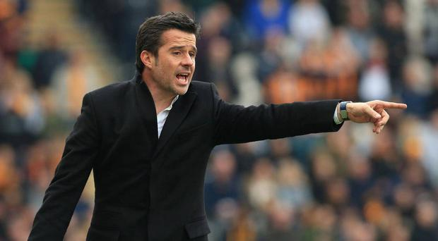 Marco Silva almost rescued Hull from relegation and has elevated Watford this year. Getty