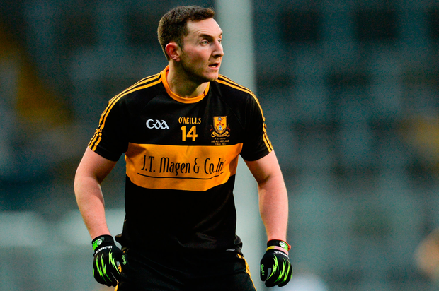 Daithi Casey believes Dr Crokes must start matches better. Photo by Piaras Ó Mídheach/Sportsfile