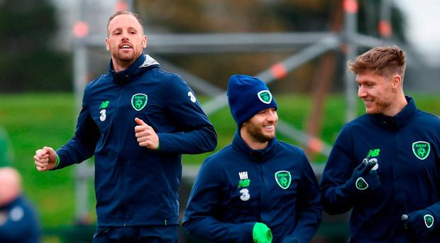 Meyler: Denmark don't have the same heart, character or desire that we have