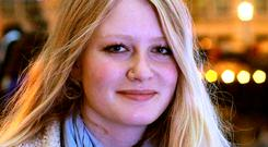 Handout of Gaia Pope as detectives have arrested a man and woman on suspicion of murdering the teenager who has not been seen for nearly a week. Photo: Dorset Police/PA Wire