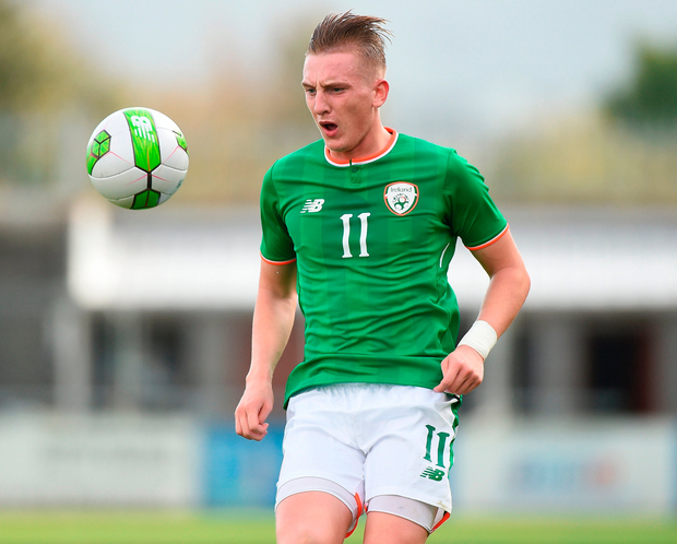 Ronan Curtis. Photo by Matt Browne/Sportsfile