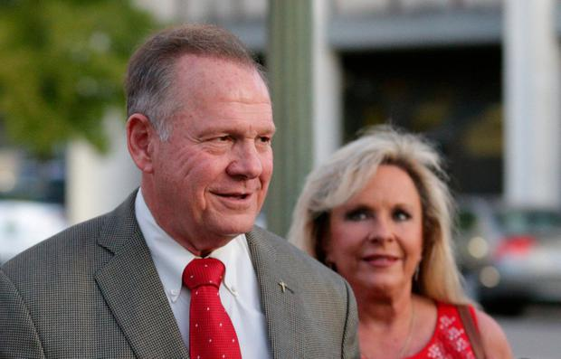Allegations: Roy Moore. Photo: Reuters/Marvin Gentry/File Photo