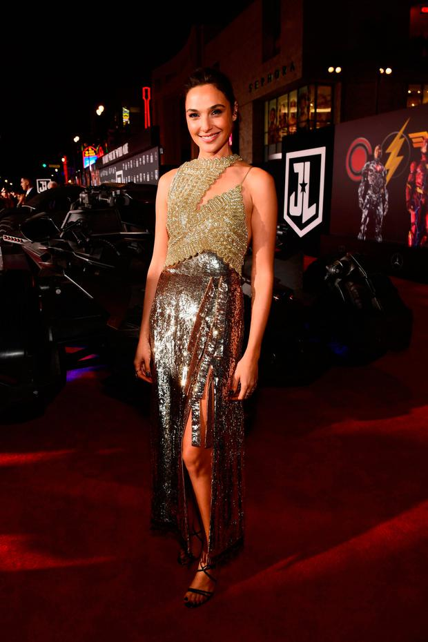 Actor Gal Gadot attends the premiere of Warner Bros. Pictures'