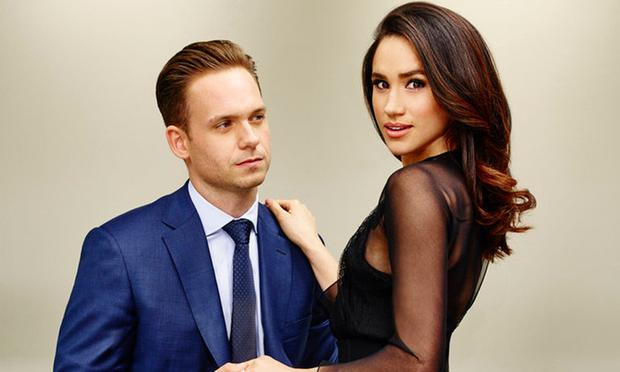 Meghan Markle And Patrick J. Adams Are Leaving 'Suits' After Seven Seasons
