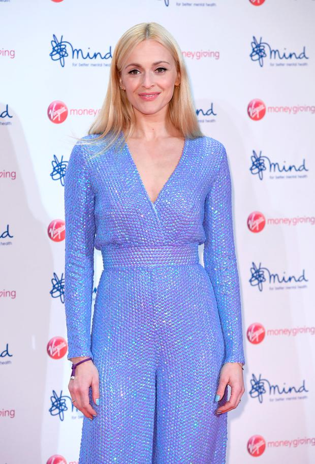 Fearne Cotton attends the Virgin Money Giving Mind Media Awards at Odeon Leicester Square on November 13, 2017 in London, England. (Photo by Karwai Tang/WireImage)
