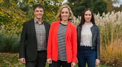 Weather Live Gerry Murphy, Kathryn Thomas and Karina Buckley Wednesday 15th, Thursday 16th, Friday 17th November 2017 Photography by Ruth Medjber