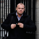 Nauris Zeps, of Phibblestown House, Clonsilla, Dublin 15 pictured leaving the Four Courts Pic: Collins Courts