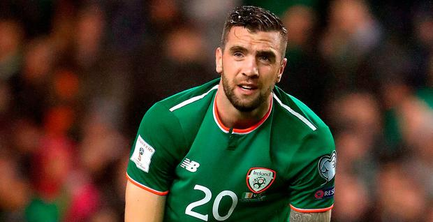 Republic of Ireland's Shane Duffy