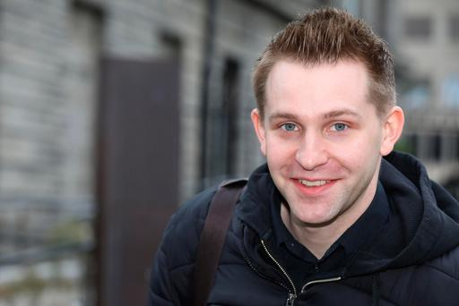 Max Schrems: battling social media giant since 2011 Picture: Collins Courts