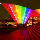Sydney Opera House tweeted a photo