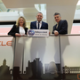 Pictured at todays announcement : Lesley Collins Senior Director, EMEA, Oracle Digital, Chris Gordon, Head of Digital Ad Operations, INM and John Donnelly, Country Leader, Oracle Ireland.