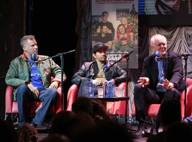 Pictures taken as Will Ferrell,Mark Wahlberg ,John Lithgow and Mel Gibson attended at a 'Daddy's Home 2' fan event for Today FM Radio's Dermot and Dave Show at Number 22 Dublin. Pictures Brian McEvoy