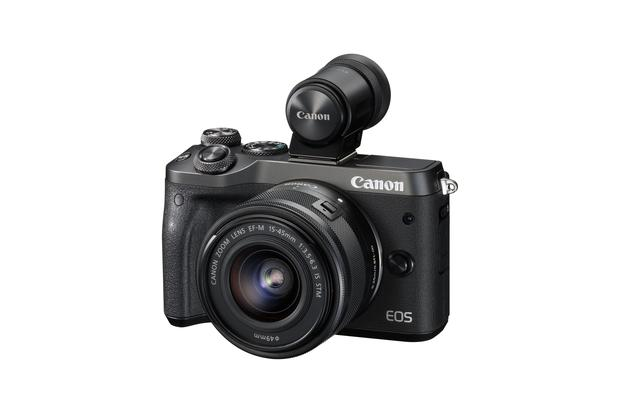 The Canon EOS M6