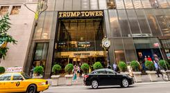 Donald Trump won the war over hundreds of millions of dollars in tax breaks for projects like Trump Tower after a battle with former New York City mayor Ed Koch