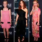 (L to R) Saoirse Ronan, Mandy Moore, Kate Bosworth and Alison Brie
