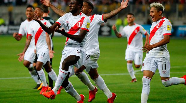 Peru beats New Zealand, earns final spot in World Cup