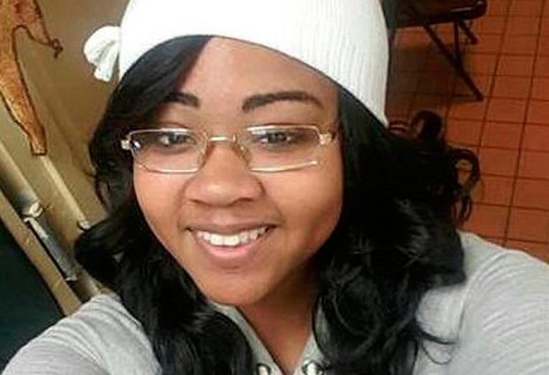 Ashleigh Wade (24), from the Bronx, apologised as she was handed down her sentence (Photo: Facebook)