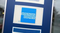 American Express said its FX International Payments (FXIP) business had partnered with Ripple to provide real-time, trackable non-card payments from the United States to Britain. Photo: Getty Images