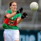 Mayo's Martha Carter. Photo: Sportsfile