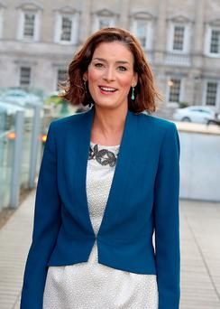 Fine Gael TD Kate O'Connell