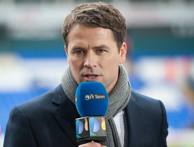Michael Owen spoke to Independent.ie in his role as a BT Sport pundit